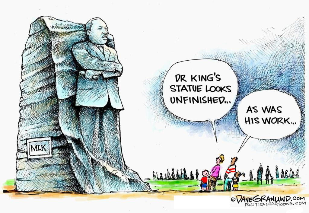 Honoring King In The Age Of Trumpism