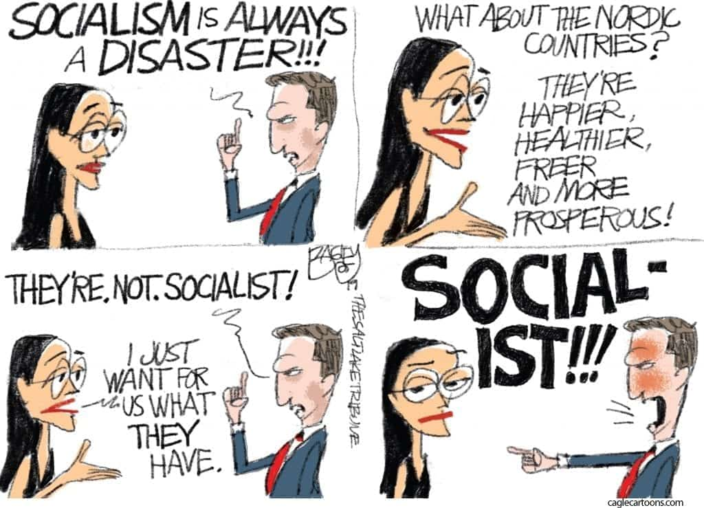 How To Stop Worrying About Socialism