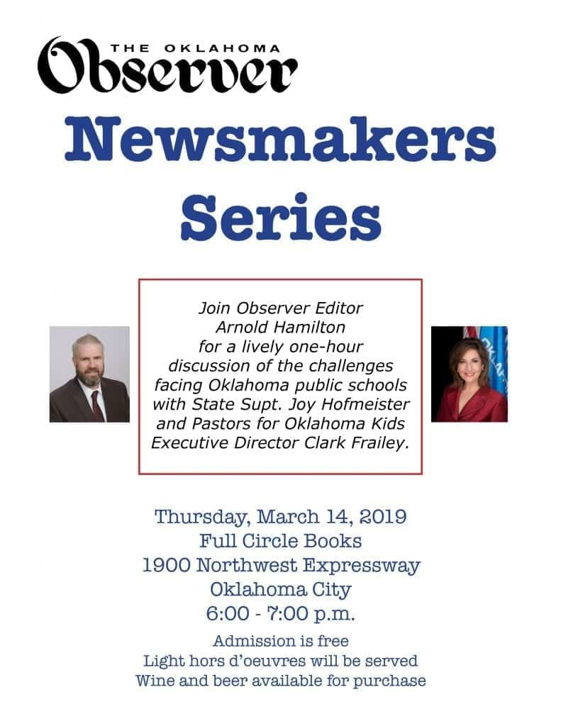 Mar'19 Newsmakers