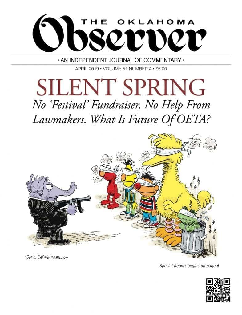 2019 Archives - The Oklahoma Observer