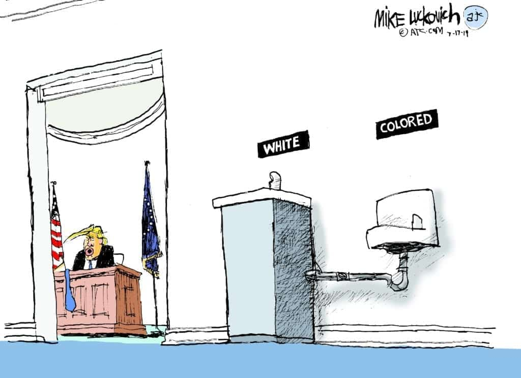 Racists In Office